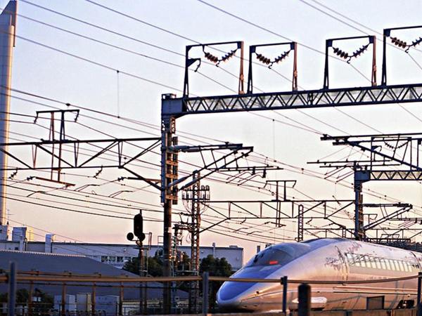 高铁线路架设